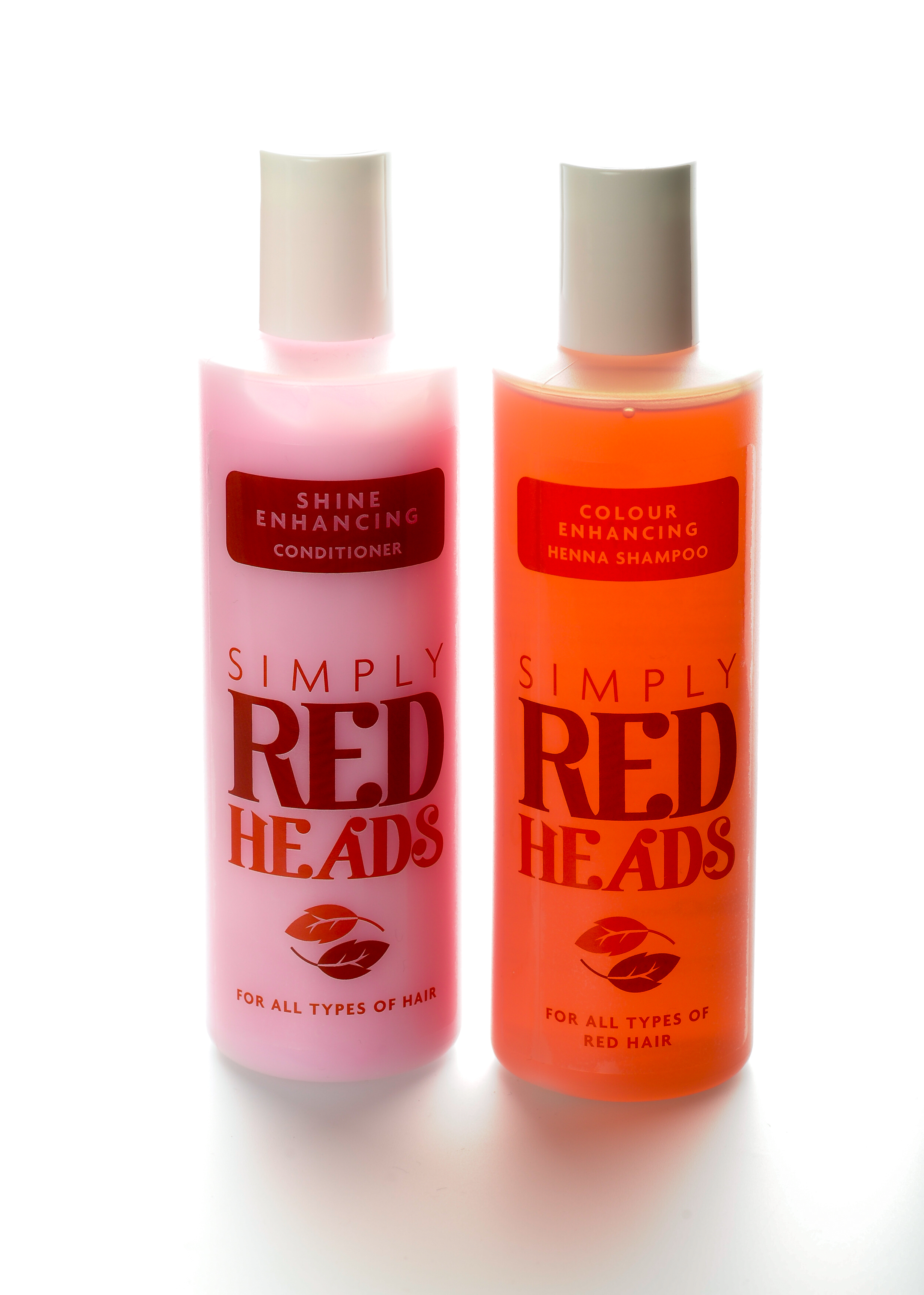 Twin Pack Colour Enhancing Henna Shampoo And Shine Enhancing