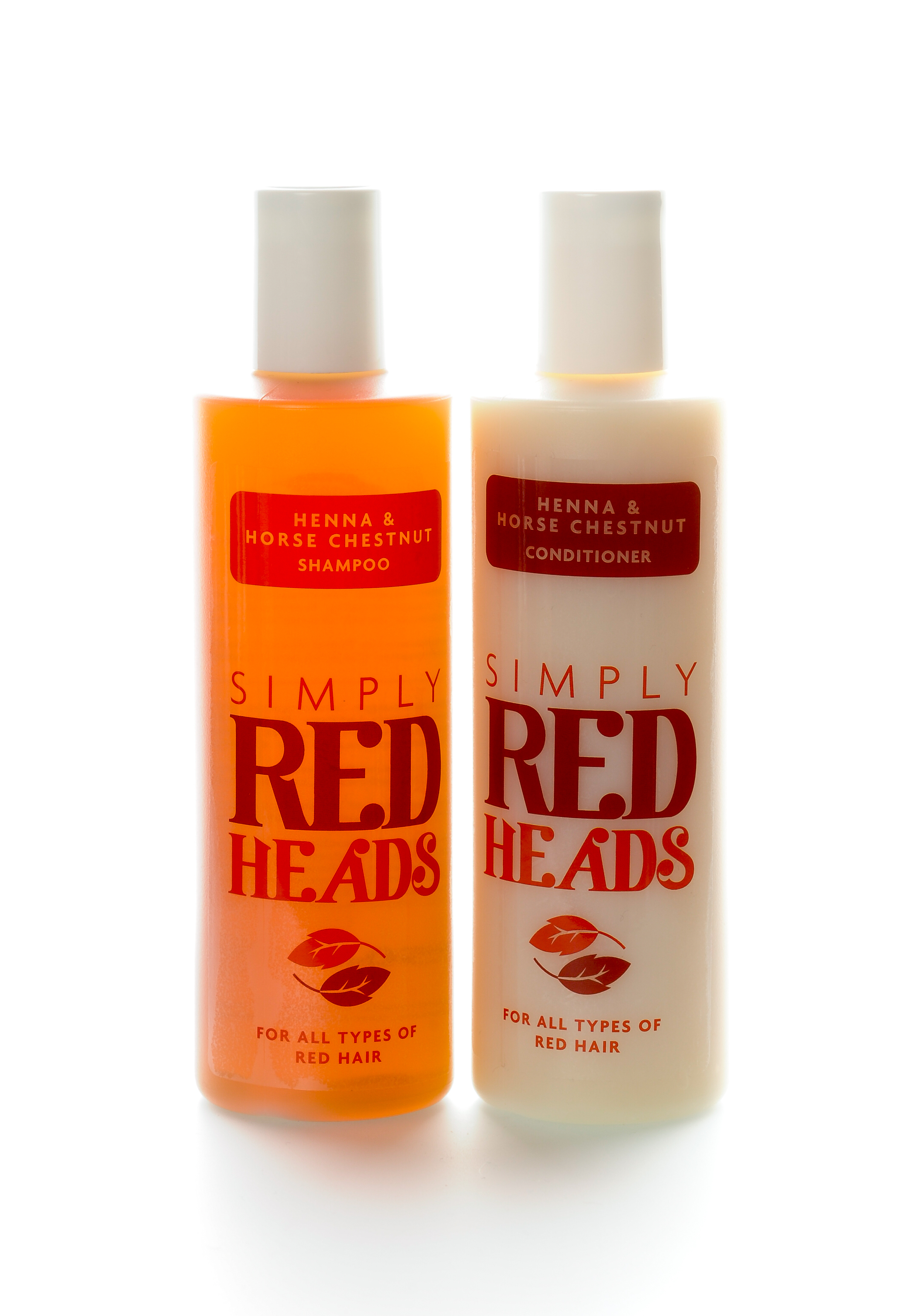 Henna And Horse Chestnut Shampoo And Conditioner Simply Redheads